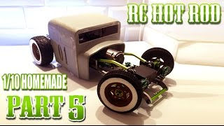 RC HOT ROD FORD 32 HOMEMADE [PART 5/8]