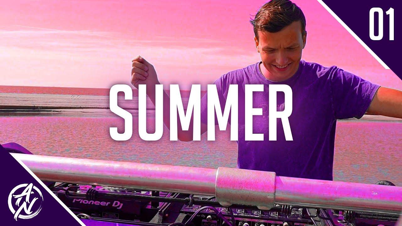 Summer Mix 2020   Reggaeton, Afrobeat & Moombahton   The Best of 2020 by Adrian Noble