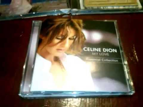 Celine Dion - My Love : Essential Collection Unboxing