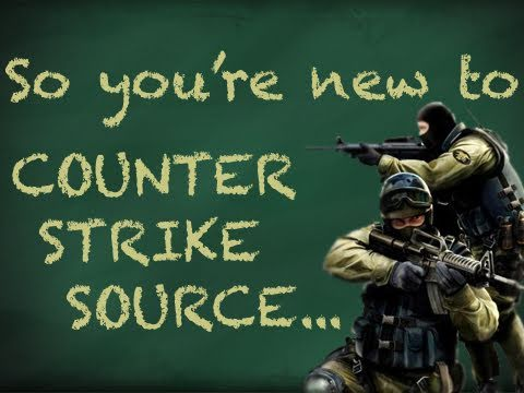 So You're New To Counter-Strike Source...(Graphic Settings, Rates, FPS)