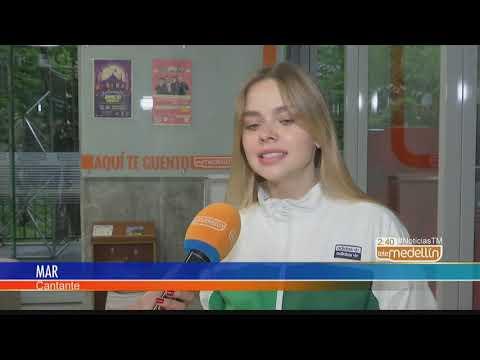 La Modelo Y Cantante Mariana Mejía Lanzó Su Canción 'Summertime' - Telemedellín