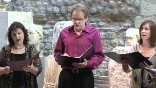 lacob scalam - Pax eterna - Terribilis est - Petrus de Grudencz (1400 ca-1480)