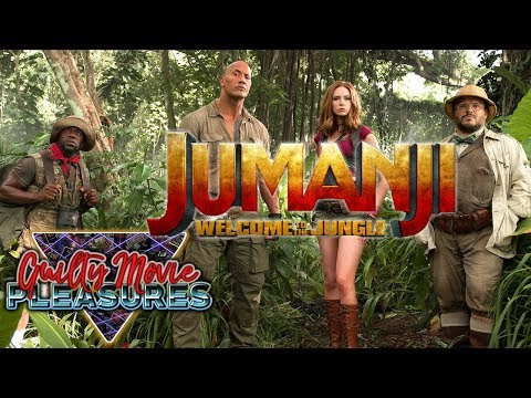 Jumanji Welcome To The Jungle 2017 Is A Guilty Movie Pleasure Youtube