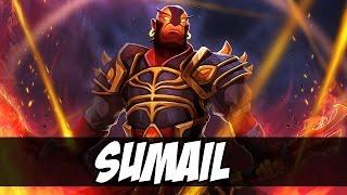 Sumail Plays Ember Spirit - Dota 2