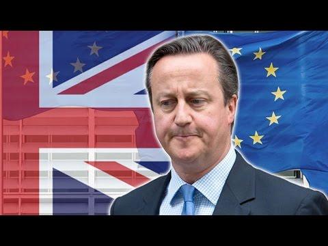 Brexit Wins! Cameron Loses