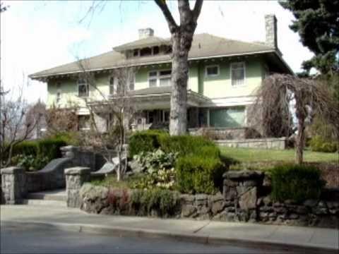 Spokane's Cliff Cannon Neighborhood Tour
