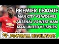 Man United vs Spurs AND MORE (Premier League Game Week 3) - Highlights Before They Happen