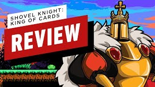 Shovel Knight: King of Cards Review (Video Game Video Review)