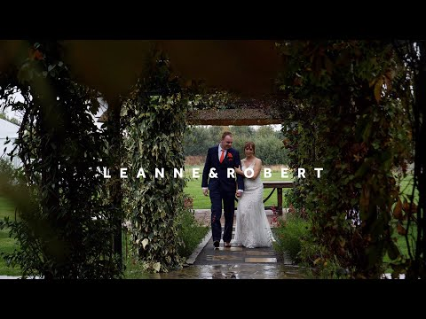 A High House Wedding Trailer - Leanne & Robert