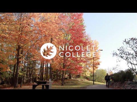 Nicolet College Virtual Campus Tour