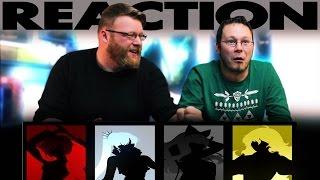 RWBY BLACK Trailer REACTION!!!