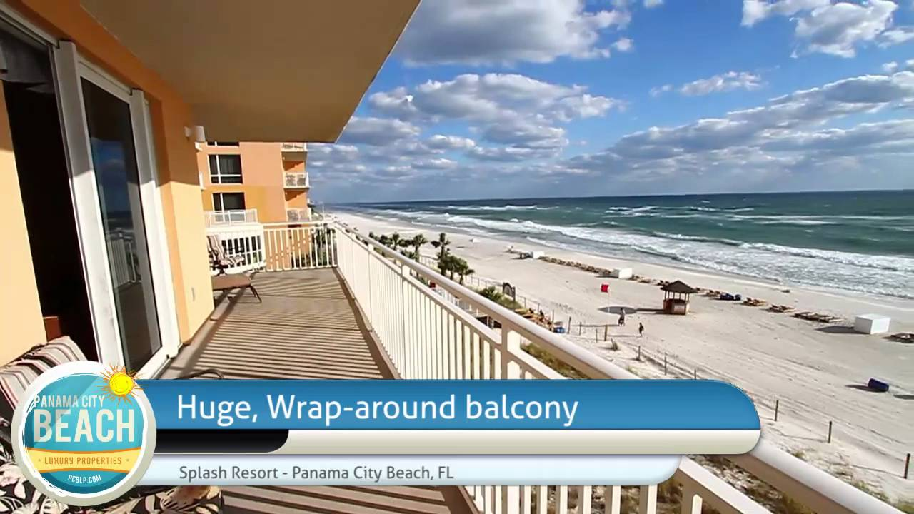 Splash Resort 107w 2 Bedroom Panama City Beach