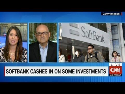 SoftBank Cashes In | Shelly Palmer on CNN Money
