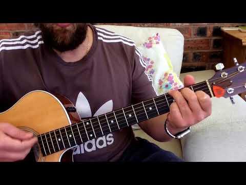 A Little Respect-Erasure/Wheatus-Acoustic Guitar Lesson.