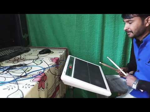 Garba Patch Dandiya Patch Roland Spd 20 Simple For Play Easy To Play Drum Lesson
