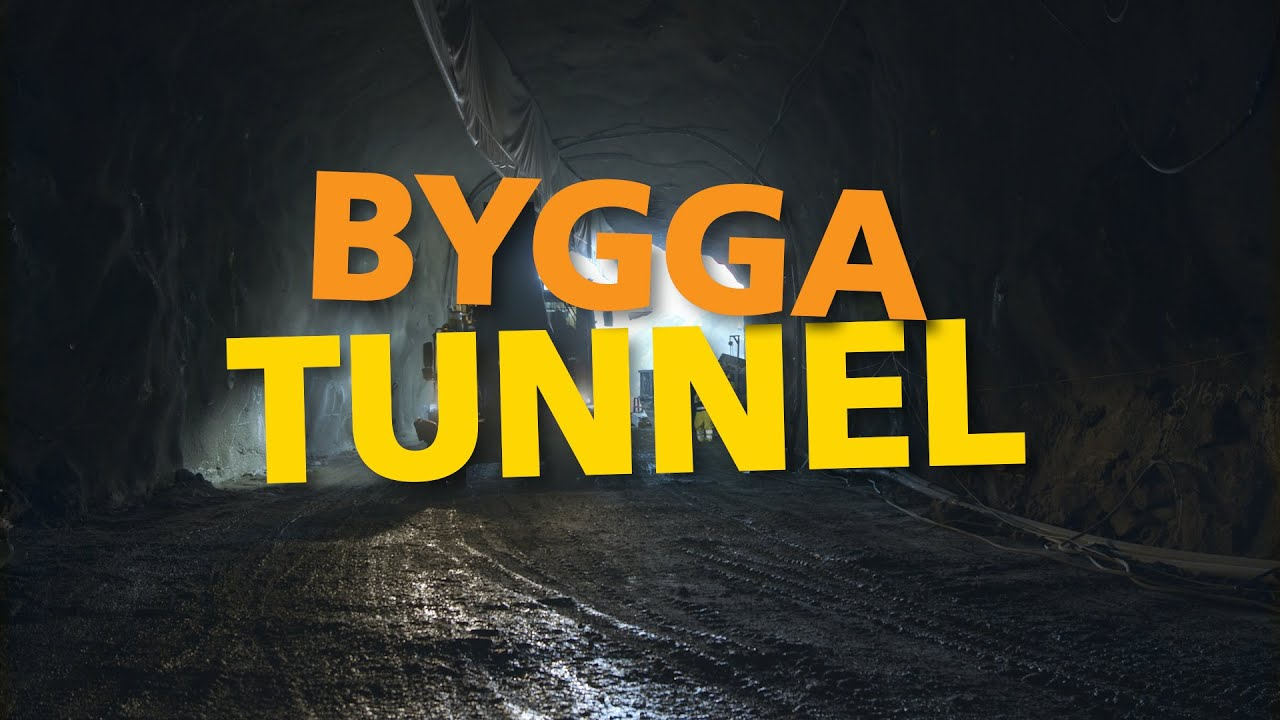 Bygga tunnel! - Trailer