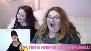 Ariana Grande's Vogue Cover Video Performance Reaction