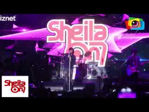 SHEILA ON 7 LIVE AT BIZNET FESTIVAL BALI 2017 PART 1