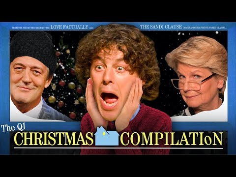 QI Christmas Compilation!