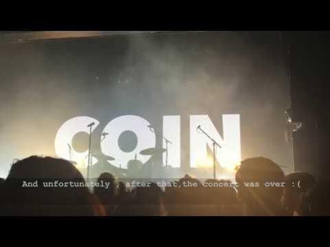 COIN concert  in Toronto (16/2/18)