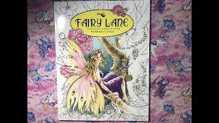Fairy Lane by Barbara Lanza  Flip Through