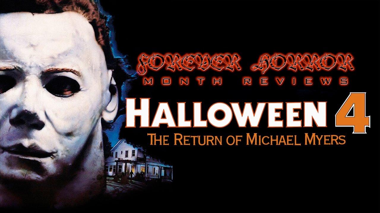 Halloween 4: The Return of Michael Myers (1988) - Forever Horror ...