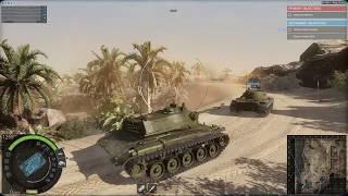 Armored Warfare Gameplay M41 Tier 1