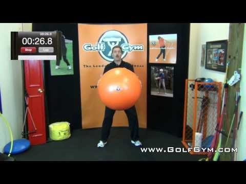 Golf Fitness – GolfGym 3 Minute Workout Challenge Day 13