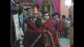 Pernikahan Adat Batak Christian Simanjuntak dan Antie Setiyati br Simangunsong 4