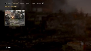 Call Of Duty World At  War II BETA Multiplayer Gameplay