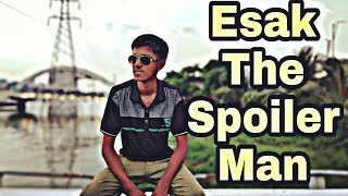 Funny Boyz LTD - Esak The Spoiler Man | Bangla New Funny Video 2018