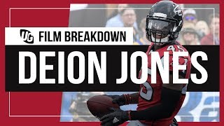 Deion Jones Film Breakdown