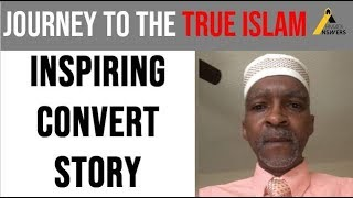 Emotional Convert Story : Allah Blessed Me With Everything Because of Islam Ahmadiyya