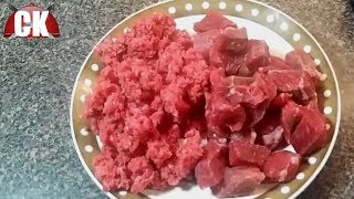 How to Make Ground Beef!