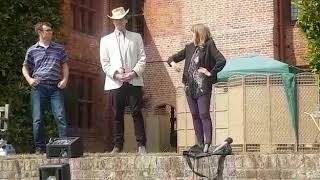 Short clip me as Sue Ellen Dallas Comedy Musical