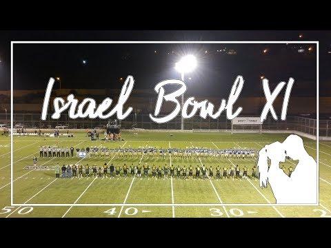Israel Bowl XI - Jerusalem Big Blue Lions VS Petah Tikva Troopers