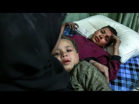 سوريا: أطراف النزاع تتجاهل قرار مجلس الأمن الدولي وقف إطلاق النار  - نشر قبل 1 ساعة