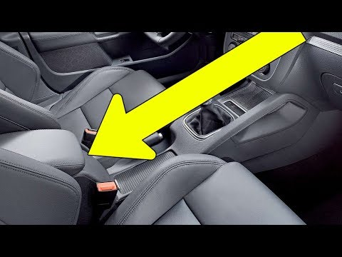 How to remove armrest on VW Golf Mk5, Jetta, Rabbit in 12 steps