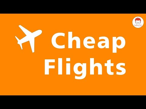 How To: Get Cheap Flight Tickets On Skyscanner |2019