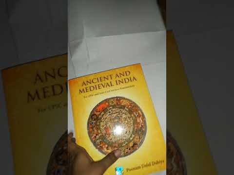 "Review of the book ""ancient and medieval india"" (Poonam dalal Dahiya)"