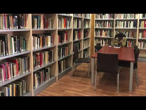 SLU Madrid Library Introduction