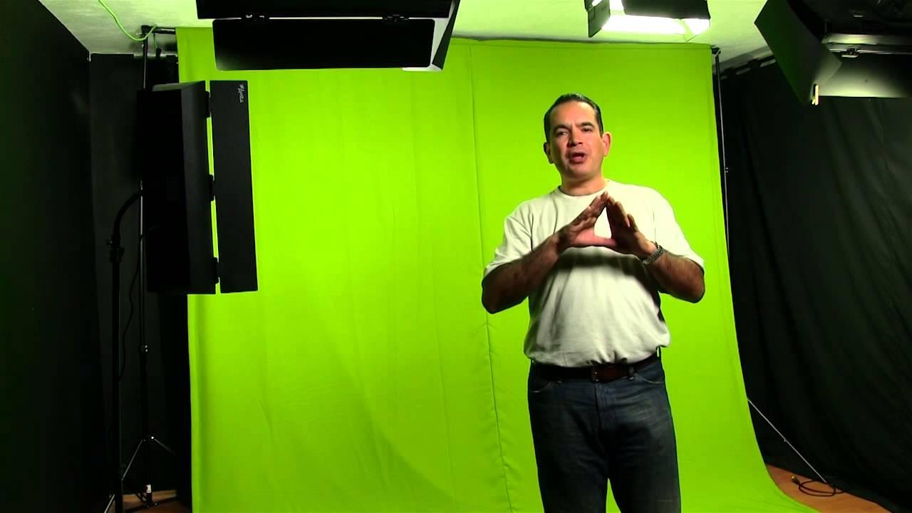 Grabacin en fondo verde  Chroma  YouTube