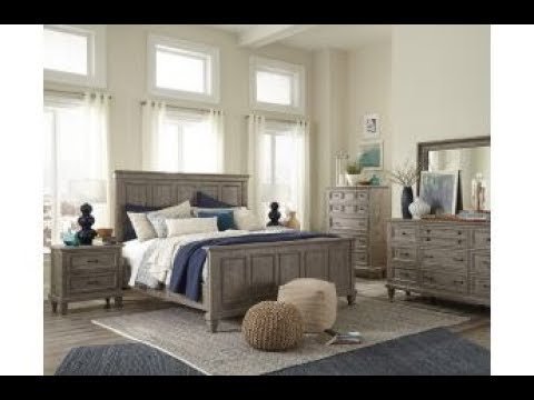 Lancaster Bedroom Collection By Magnussen Furniture Youtube