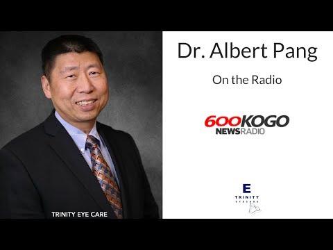 9/10/15 → Dr. Albert Pang live on San Diego Radio