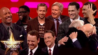 The Best Bromances On The Graham Norton Show