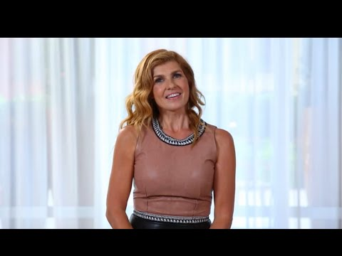 Connie Britton's Hair Secret - YouTube