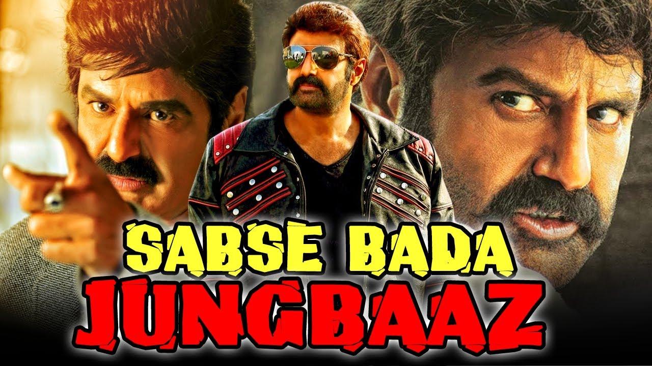 Sabse Bada Jungbaaz (Narasimha Naidu) - Nandmuri Action Hindi Dubbed Movie   Simran,Preeti Jhangiani