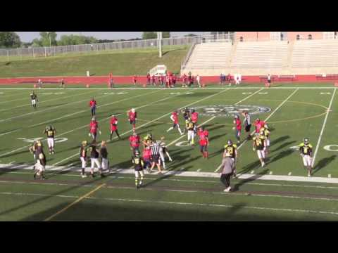Greyhawks vs Metro 2017 CFC FOOTBALL