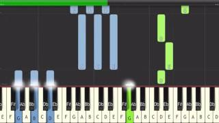 Lost Boy  Ruth B  Piano Tutorial with free sheet music and midi
