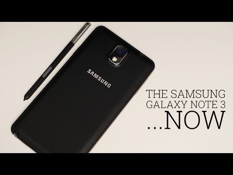 The Samsung Galaxy Note 3….. Now